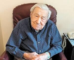 L'homme de 98 ans avait récemment vaincu la COVID-19.