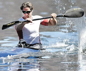 Le kayakiste Pierre-Luc Poulin attendait ce moment depuis belle lurette. Il a obtenu, mercredi, la confirmation que la forme était au rendez-vous sur le lac Beauport.