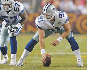 Louis-Philippe Ladouceur entamera une 16e saison avec les Cowboys de Dallas.