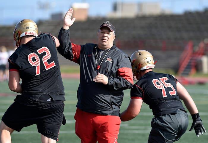 Glen Constantin souhaite que le Rouge et Or puisse tenir son camp de printemps à compter du 28février.