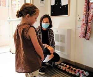 GEN-Préparation et mise en place de mesures de distanciation sociale dans une garderie