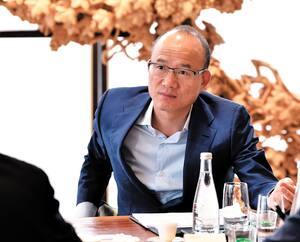 Le grand patron de Fosun, le multimilliardaire Guo Guangchang, a cofondé l'entreprise en 1992.