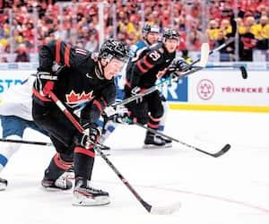 Avec 10points en cinq parties l'an dernier, Alexis Lafrenière avait été nommé le joueur le plus utile du Championnat mondial de hockey junior disputé à Ostrava en République tchèque
