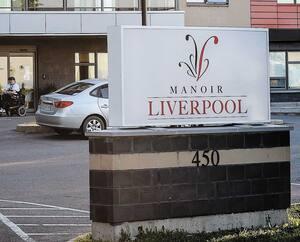 Au plus fort de la crise, le CISSS de Chaudière-Appalaches avait pris le contrôle dela gestion des soins du Manoir Liverpool de Lévis.
