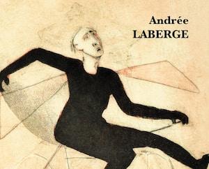<b><i>L'espoir de la beauté</i></b><br> Andrée Laberge, Pleine lune, 224 pages, 2020