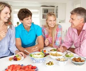 La routine familiale, un atout pour mieux manger