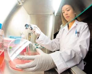 L'entreprise IMV utilise sa plateforme vaccinale DPX, qui a déjà fait ses preuves, pour développer son vaccin contre la COVID-19.