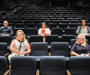 Au Grand Théâtre de Québec, comme ailleurs, les spectateurs devront respecter une distance de 1,5 mètre. On prévoit y présenter des spectacles cet automne devant 224 personnes.