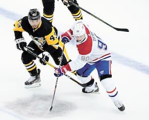 Tomas Tatar a été plutôt discret lors de la série face aux Penguins. Il espère se reprendre contre les Flyers.