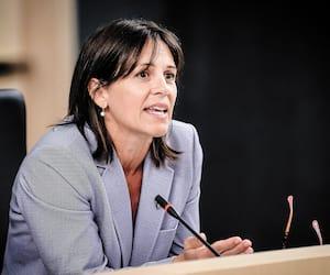 Isabelle Charest<br> <i>Ministre</i>