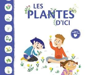 <b><i>Les bestioles d'ici et Les plantes d'ici</i></b><br />Karine Morneau, illustrations de Valérie Desrocher<br />Éditions MD (collection Autour de toi)<br />50 pages, dès 6 ans