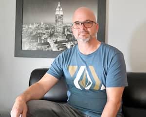 Martin Vincent, de Laval, était hier en attente depuis 17 jours des résultats son test de dépistage de la COVID-19.