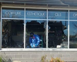 incendie suspect policier complotiste