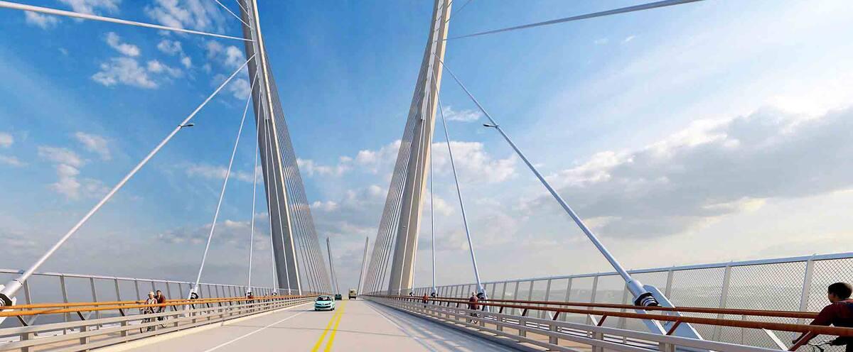 La population sera consultée pour baptiser le futur pont de l'Île-d'Orléans