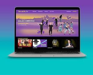 La nouvelle plateforme d'humour de ComediHa ! offrira un catalogue diversifié et plusieurs spectacles.