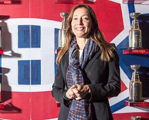 France Margaret Bélanger est cheffe des affaires commerciales au sein du Groupe CH.