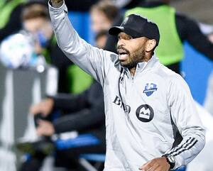 L'entraîneur-chef de l'Impact, Thierry Henry, devra s'en remettre au concept d'équipe pour espérer battre le Revolution.