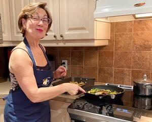 CASA 1114 Dans la cuisine avec Danièle Henkel