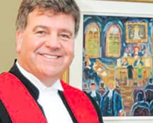 Juge Gérard Dugré