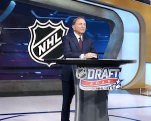 Personne ne peut avancer quel sera le premier nom qui sera prononcé par le commissaire de la LNH Gary Bettman au début de la première ronde du repêchage 2021.