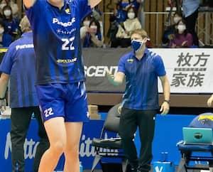 Vincent Pichette n'a pas hésité très longtemps avant d'accepter le poste d'entraîneur au Japon.