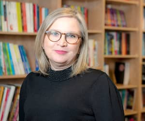 Judith Landry est la directrice générale des Éditions de l'Homme.