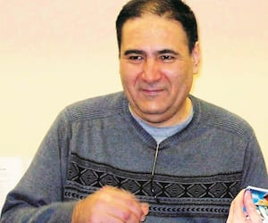 Oscar Anibal Rodriguez. Préposé décédé