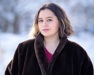 L'autrice Olivia Tapiero.