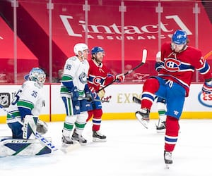 Canadien contre Canuck