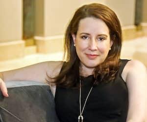 L'écrivaine américaine, Julia Quinn.