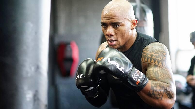 SPO-Entra�nement publique � l'Acad�mie de boxe Ramsay