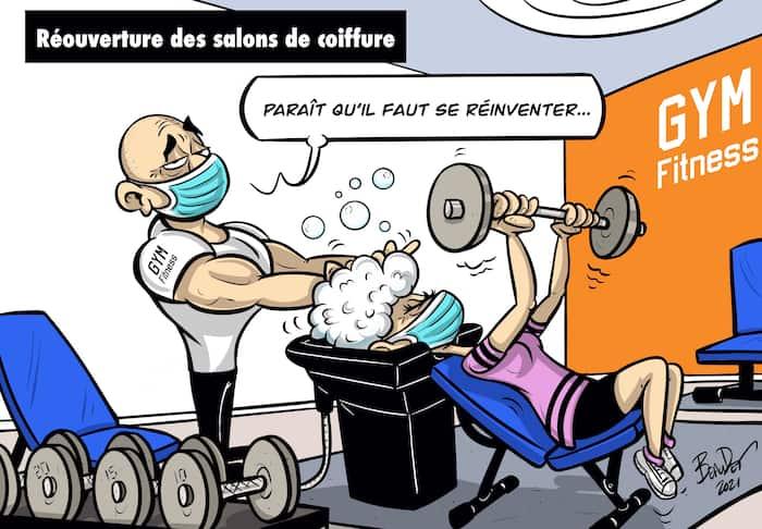 0208 - Caricature - Marc Beaudet