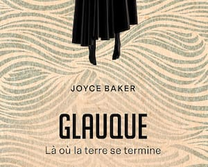 <b><i>Glauque</i></b><br> Joyce Baker<br> Québec Amérique<br> 136 pages<br> 2021