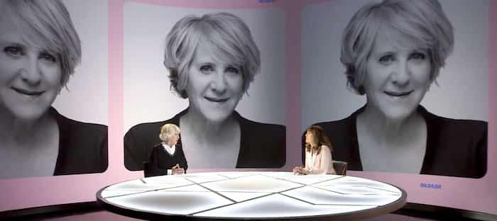 Notre chroniqueuse était l'invitée de Marie-Louise Arsenault à l'émission Dans les médias la semaine dernière.