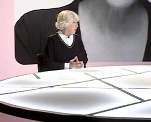 Denise Bombardier était l'invitée de Marie-Louise Arsenault lors de l'émission Dans les médias du 17 février à Télé-Québec.