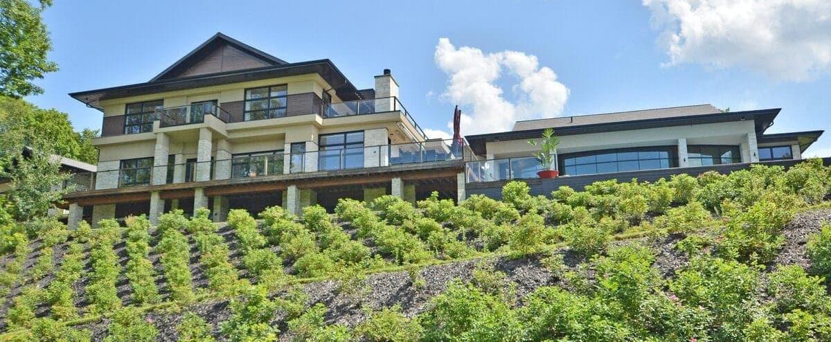 [PHOTO] Cette maison est la plus chère en vente à Québec