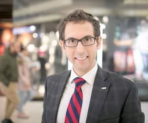François Vincent, vice-président Québec à la Fédération canadienne de l'entreprise indépendante.