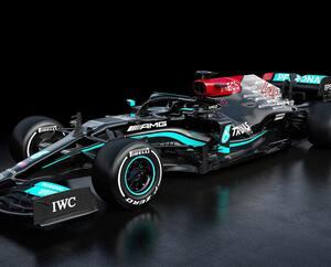 Formule Un Mercedes-AMG 2021