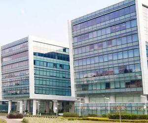 Un des complexes de bureaux «nouvelle génération» du Groupe Embassy, à Bangalore, l'un des prochains marchés cibles d'Ivanhoé Cambridge enInde.