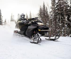 Nul doute que la nouvelle Mach Z sera une des vedettes dans les sentiers l'hiver prochain.