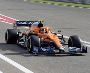 AUTO-PRIX-F1-BAHRAIN-TEST