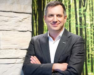 Alexandre Lefebvre, nouveau chef de la direction de Groupe BMR à Boucherville.