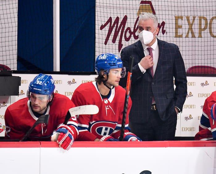 Dominique Ducharme est en train de prouver qu'il a ce qu'il faut pour être l'entraîneur-chef du Canadien à long terme.