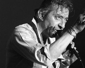 FILES-FRANCE-MUSIC-GAINSBOURG-DEATH-ANNIVERSARY