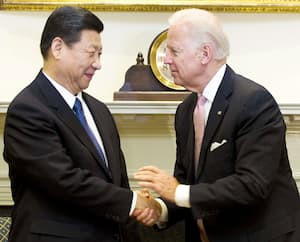 US-POLITICS-CHINA-BIDEN-XI JINPING