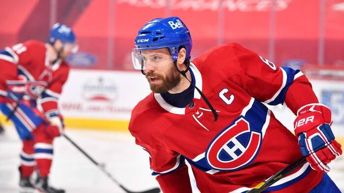 Le capitaine du Canadien Shea Weber s'est levé après avoir été critiqué dans les médias.