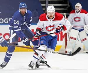 Le Canadien doit à tout prix éviter d'affronter les Maple Leafs de Toronto en première ronde des séries.