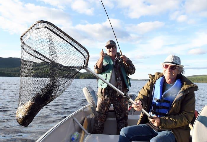 Avec le printemps hâtif que nous avons connu, nul doute que le poisson sera au rendez-vous en début de saison. En respectant les mesures, vous pourrez faire votre excursion.