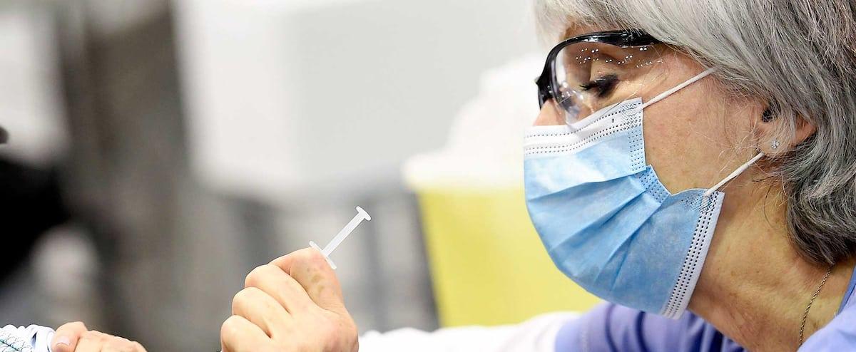 75% de la population vaccinée: le Québec est tout près du but