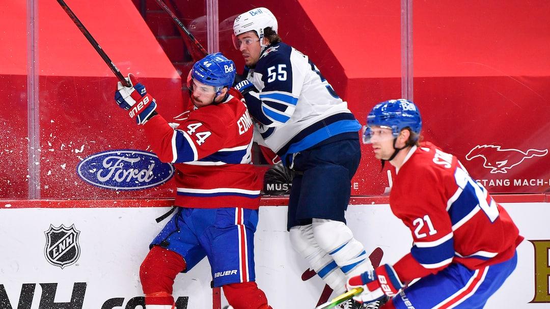 Jets vs Canadiens
